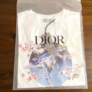 Christian Dior X soroyama T shirt with tags